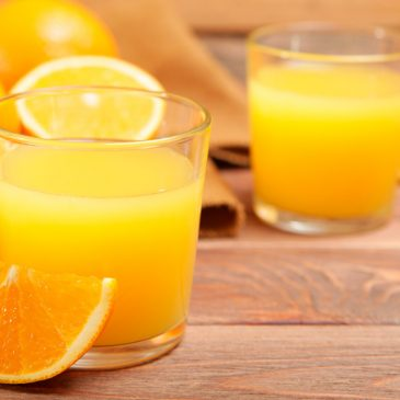 calorias de una naranja
