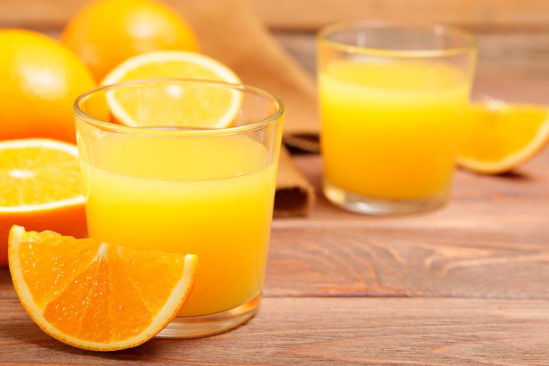 cuantas calorias tiene una naranja de azucar