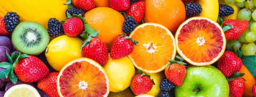cuanta fruta hay que comer al dia